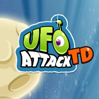 Ufo Attack TD || 33364x played