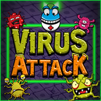 Virus Attack || 10884x played